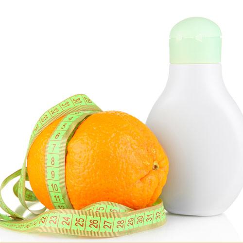 Masáž proti celulitidě, tuku a otokům