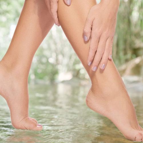 Lymfatická masáž- ruční