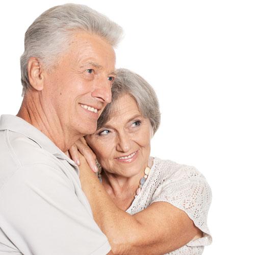 Rituál pro babičku a dědu