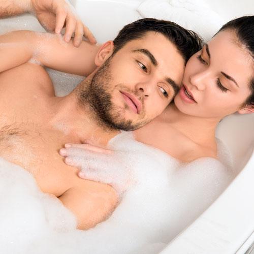 Tantrická masáž pro páry